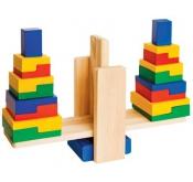 Деревянные развивающие игрушки от производителя
