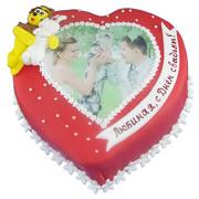 Свадебные и детские,  3D и фото-торты от Мастерской «Отличный вкус»