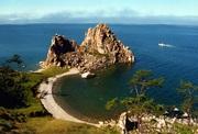 Отдых на Ольхоне озеро Байкал