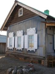 Деревенский домик,  гостевой дом. Отдых Большое Голоустное на Байкале
