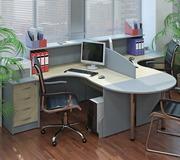 Офисная мебель от производителя Дар-Мебель с доставкой по РФ