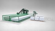 Oбoрудование для производства газобетона,  пенобетона НСИБ