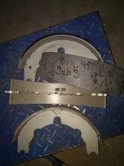 Колодки тормозные стояночного тормоза (ручник)