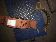 Колодки тормозные стояночного тормоза на фронтальный погрузчик XCMG ZL