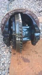 Задний редуктор и усиленные пружины на Nissan Terrano