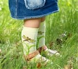 Хорошее настроение и солнечную улыбку ребенка дарят колготы LapCap!
