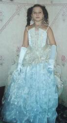 Нарядное платье 9-11 лет